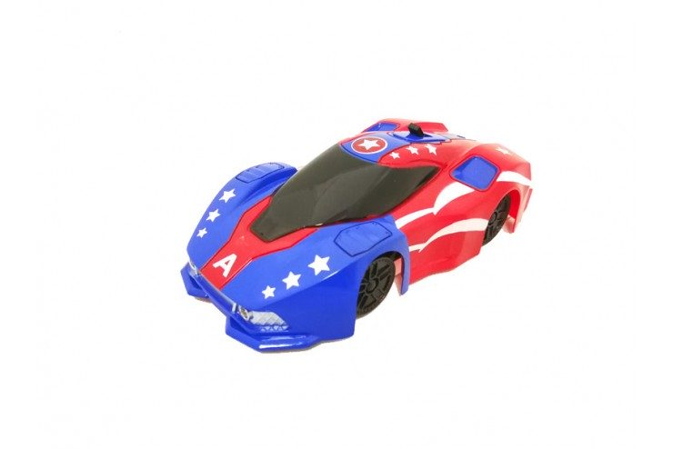 Купить Антигравитационная машинка Feiyue Капитан Америка MX-03,