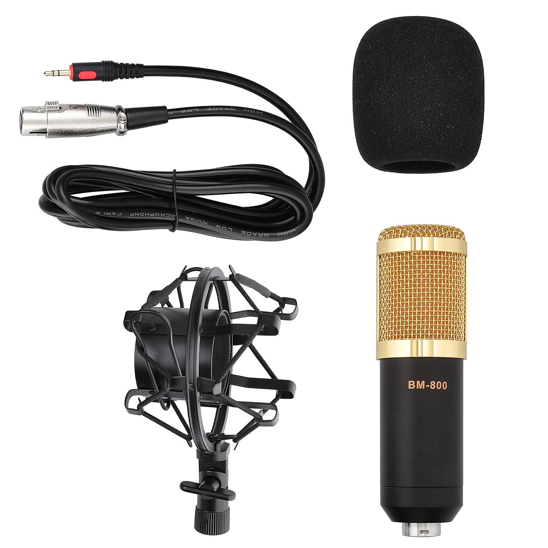 Микрофон Fzone Bm-800 Black