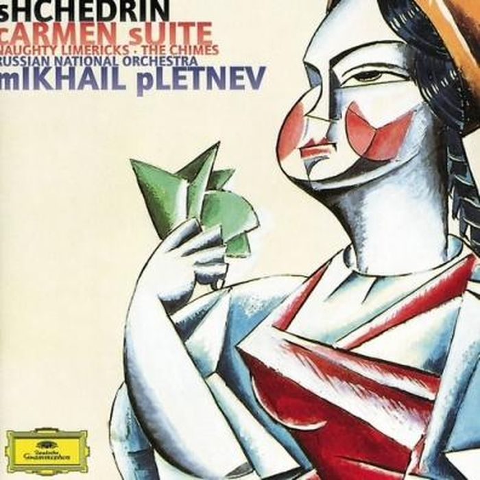 Аудио диск Pletnev, Mikhail Shchedrin: Carmen Suite Concertos For Orchestra Nos.1 #and# 2