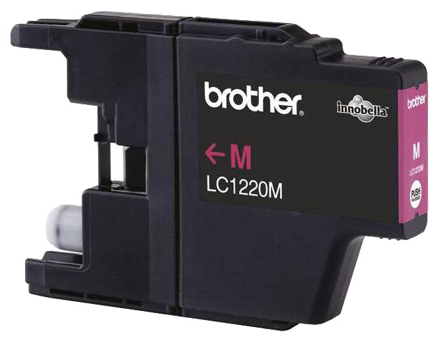 Картридж Brother LC1220M Пурпурный  - купить со скидкой