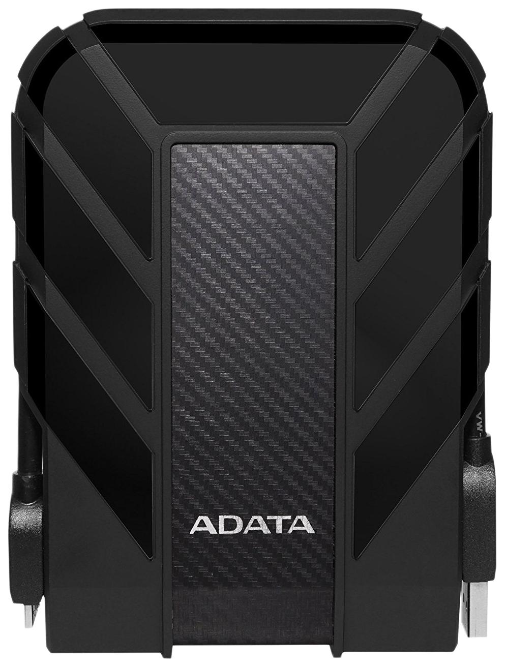 Внешний диск HDD ADATA 1TB Black (AHD710P