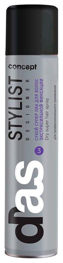 Лак для волос Concept Dry Super Hair Spray 300 мл