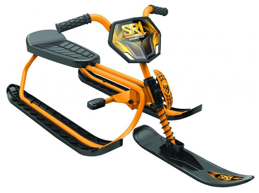 Купить Снегокат Snow Moto SnowRunner SR1 Orange,