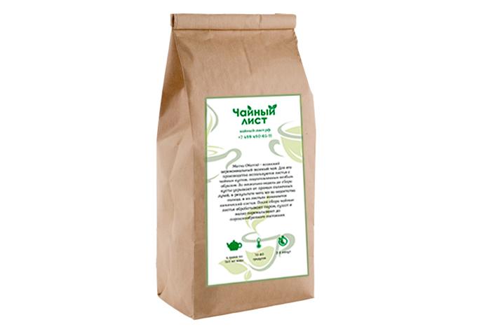 Чай Чайный лист сенча асамуси 50 г