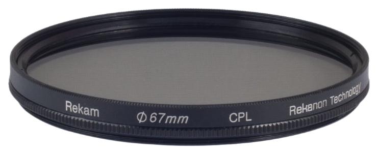 Светофильтр Rekam RF-CPL67
