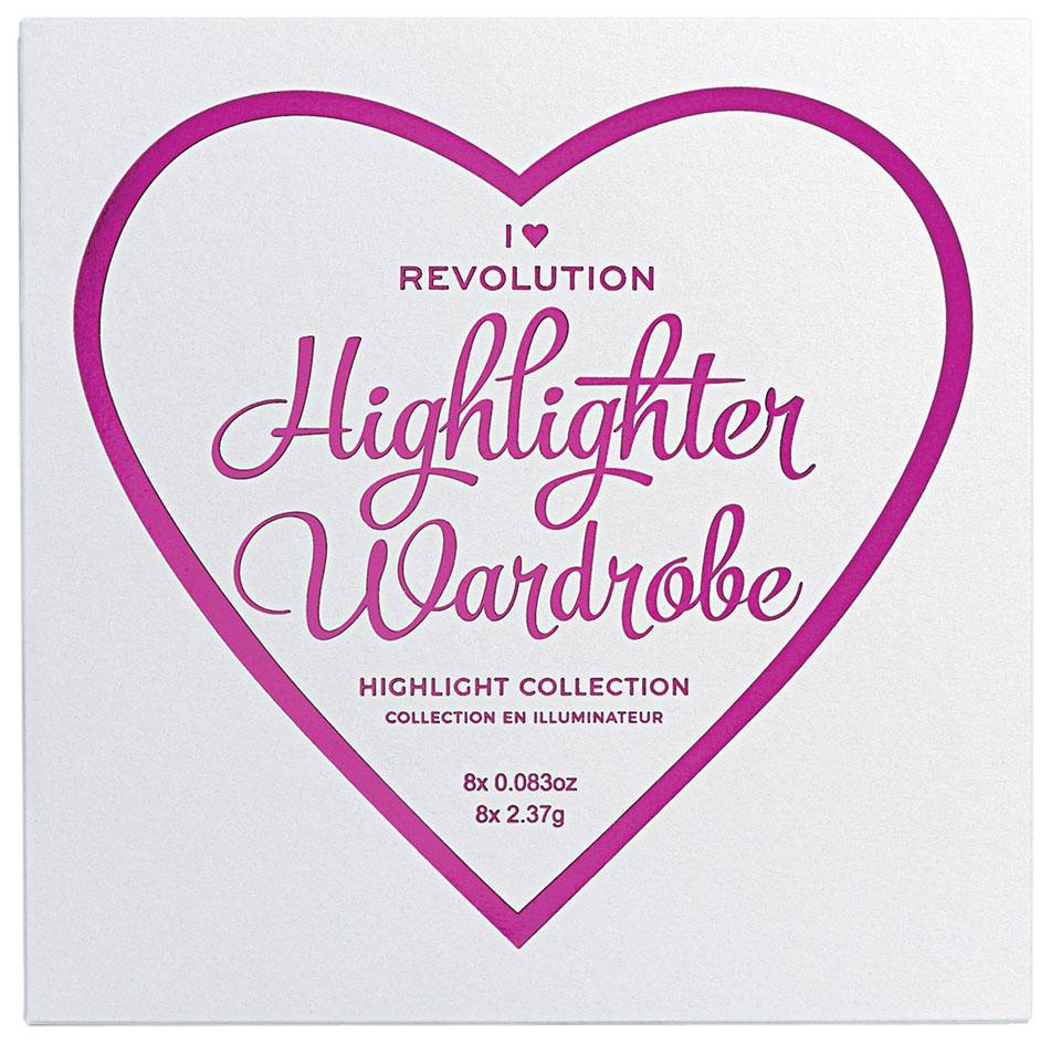 Хайлайтер Makeup Revolution I Heart Revolution Highlighter