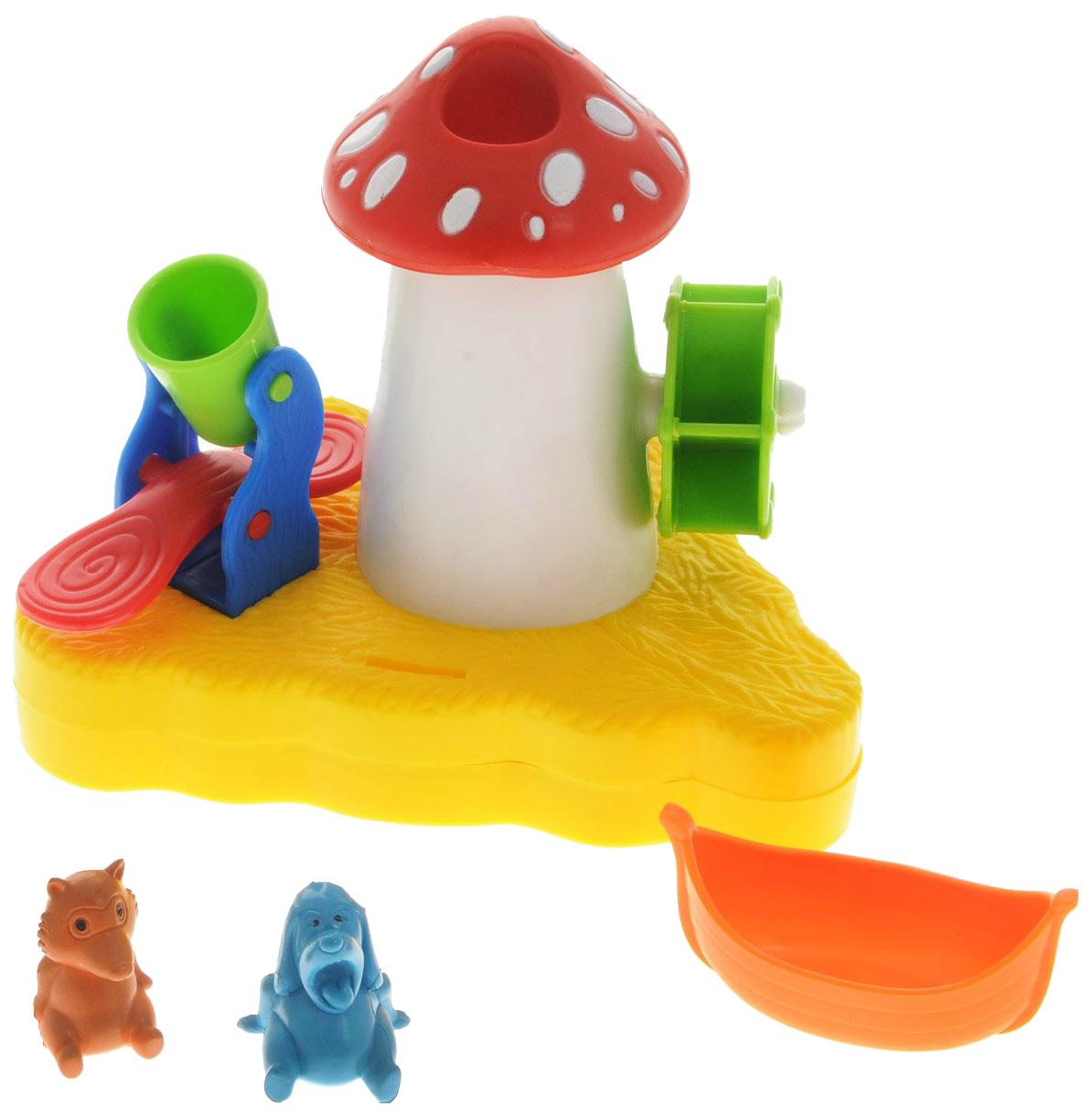 Игрушка для ванной Наша игрушка Купание с друзьями, арт. 681117
