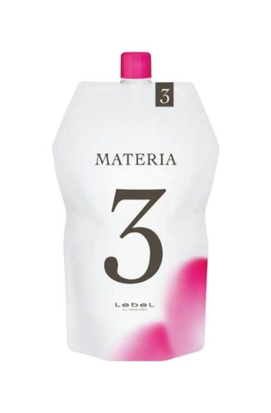 Проявитель Lebel New Materia OXY 3%
