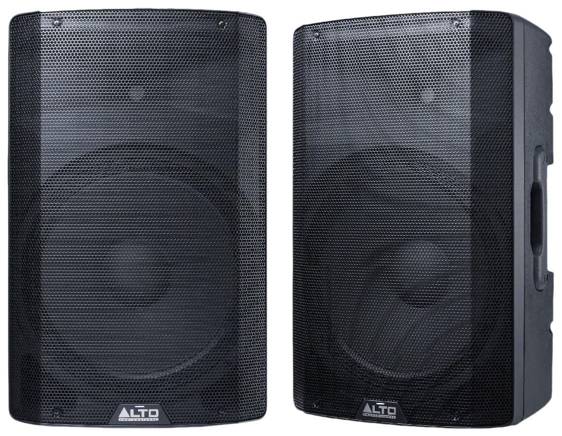 Активная акустическая система Alto TX215