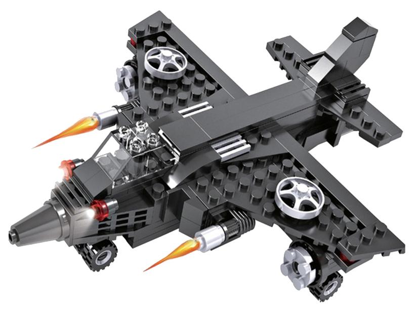 Конструктор пластиковый COGO Creator Военная техника, 177 дет.