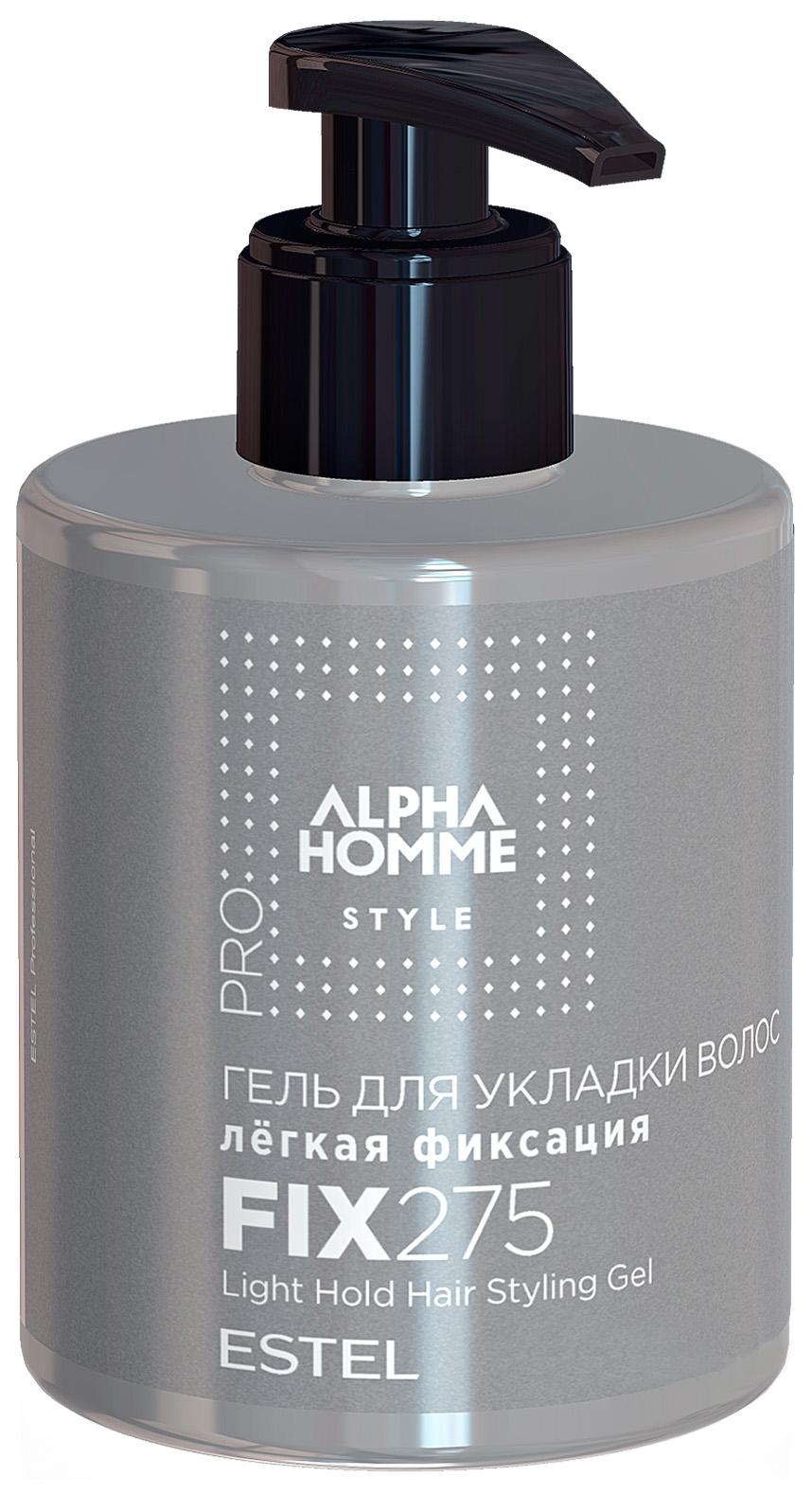 Гель для укладки Estel Professional Alpha Homme
