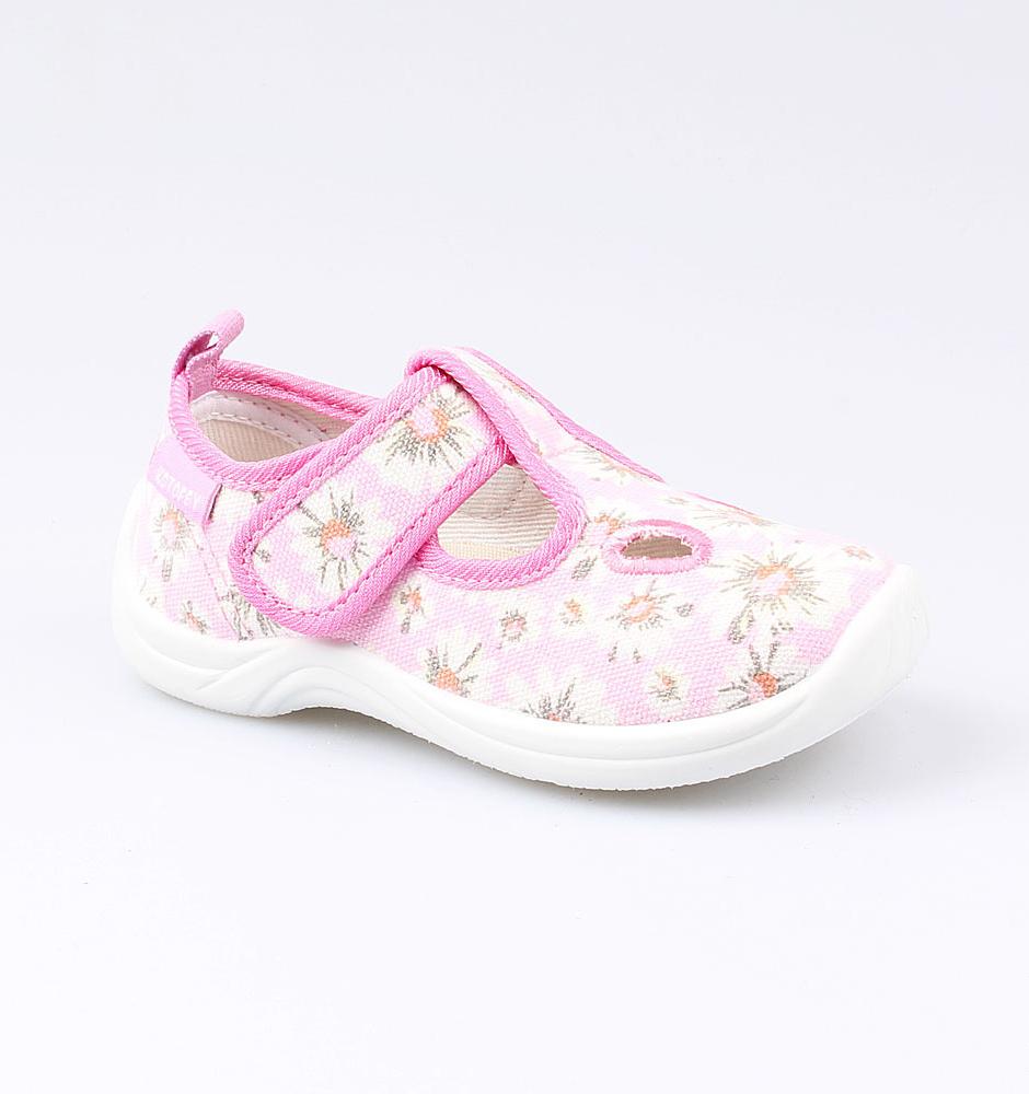 Текстильная обувь Котофей 231111-13 для девочек р.24