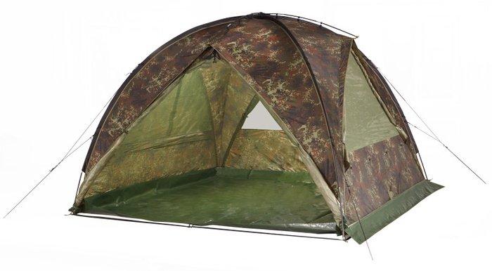 Палатка Tengu Mark 66T двухместная коричневая
