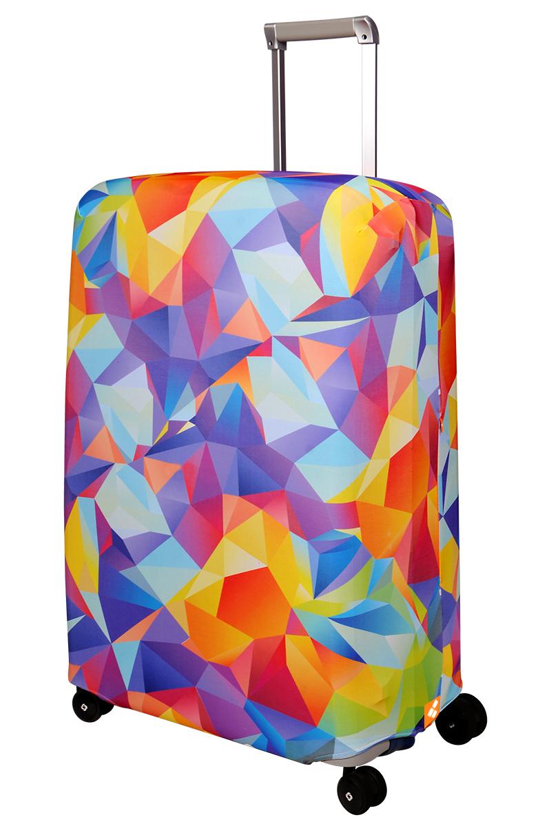 Чехол для чемодана Routemark Fable SP240 разноцветный L/XL фото