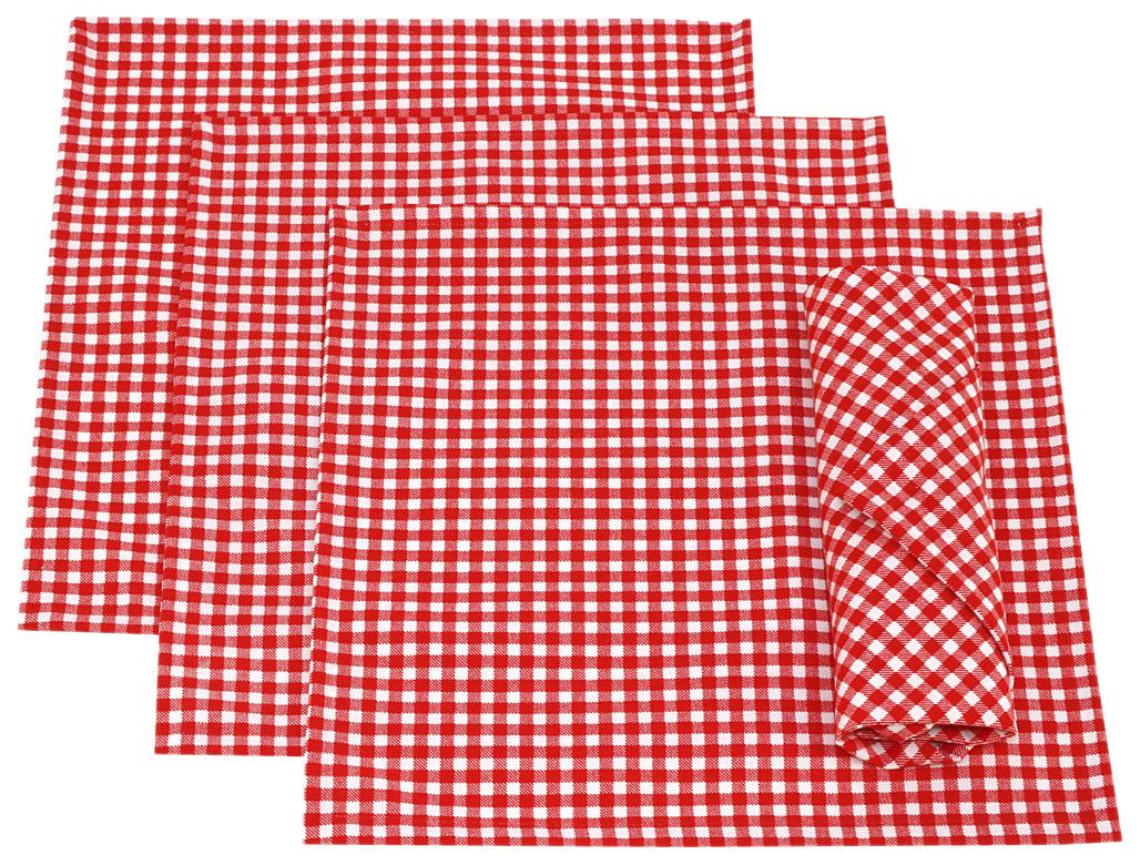 Салфетка Kauffort Red Kimberly 132217630