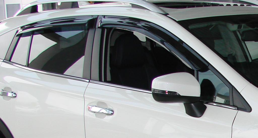 Дефлекторы окон SIM для Chevrolet Niva от 2002