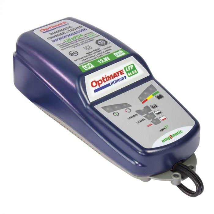 Зарядное устройство OptiMate Lithium 4S - 5A