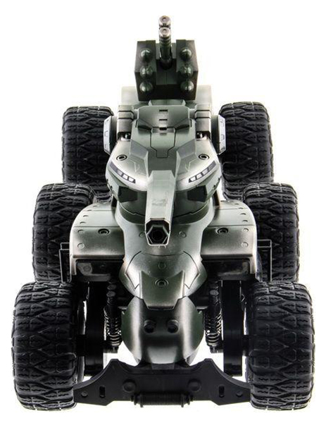 Радиоуправляемый монстр-танк Yed YE81502, 6 колес, cтреляет шариками