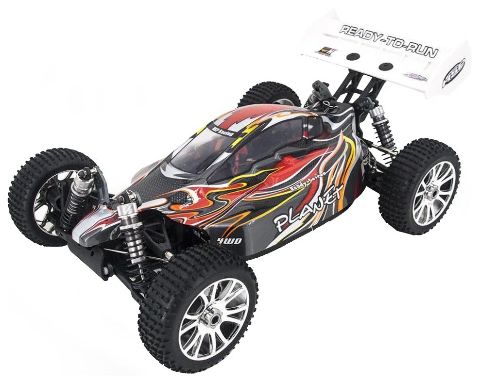 Радиоуправляемая машинка багги HSP Planet Off-Road Buggy 4WD TOP 1:8 2.4G