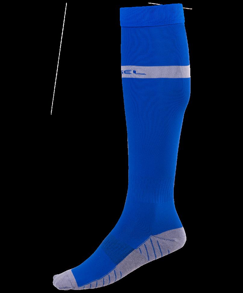 Гетры Jogel JA 003, синие/серые, 28