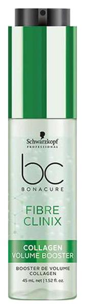 Бустер Schwarzkopf для объема волос с коллагеном