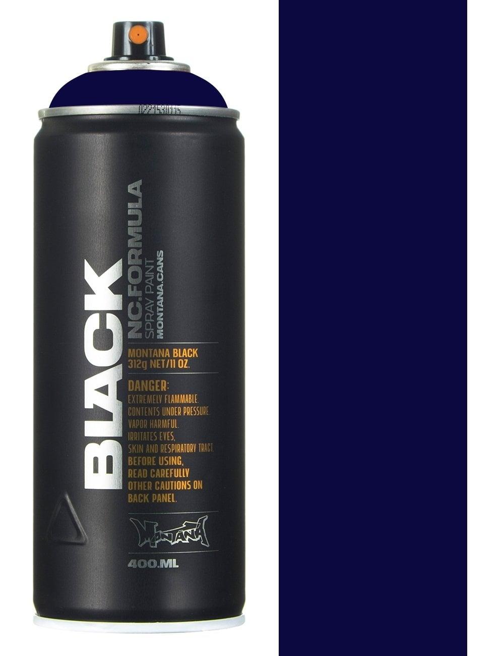 Аэрозольная краска Montana Black Universe 400 мл
