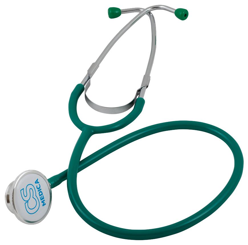 Фонендоскоп CS Medica CS 417 зеленый