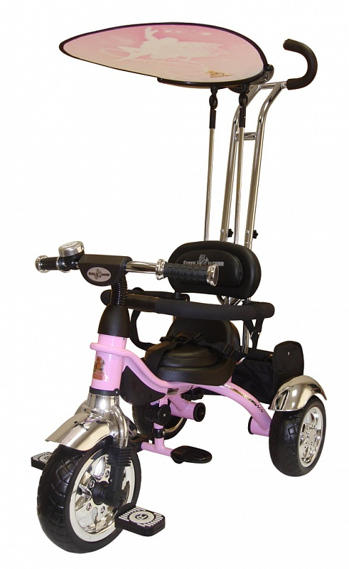 Велосипед детский Lexus Trike Grand MS-0580 розовый
