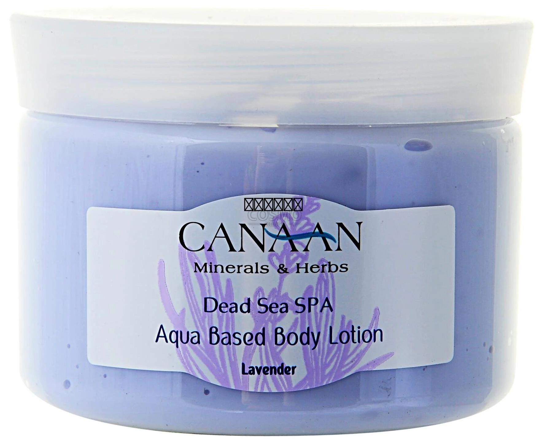 Лосьон для тела Canaan Aqua Based Body