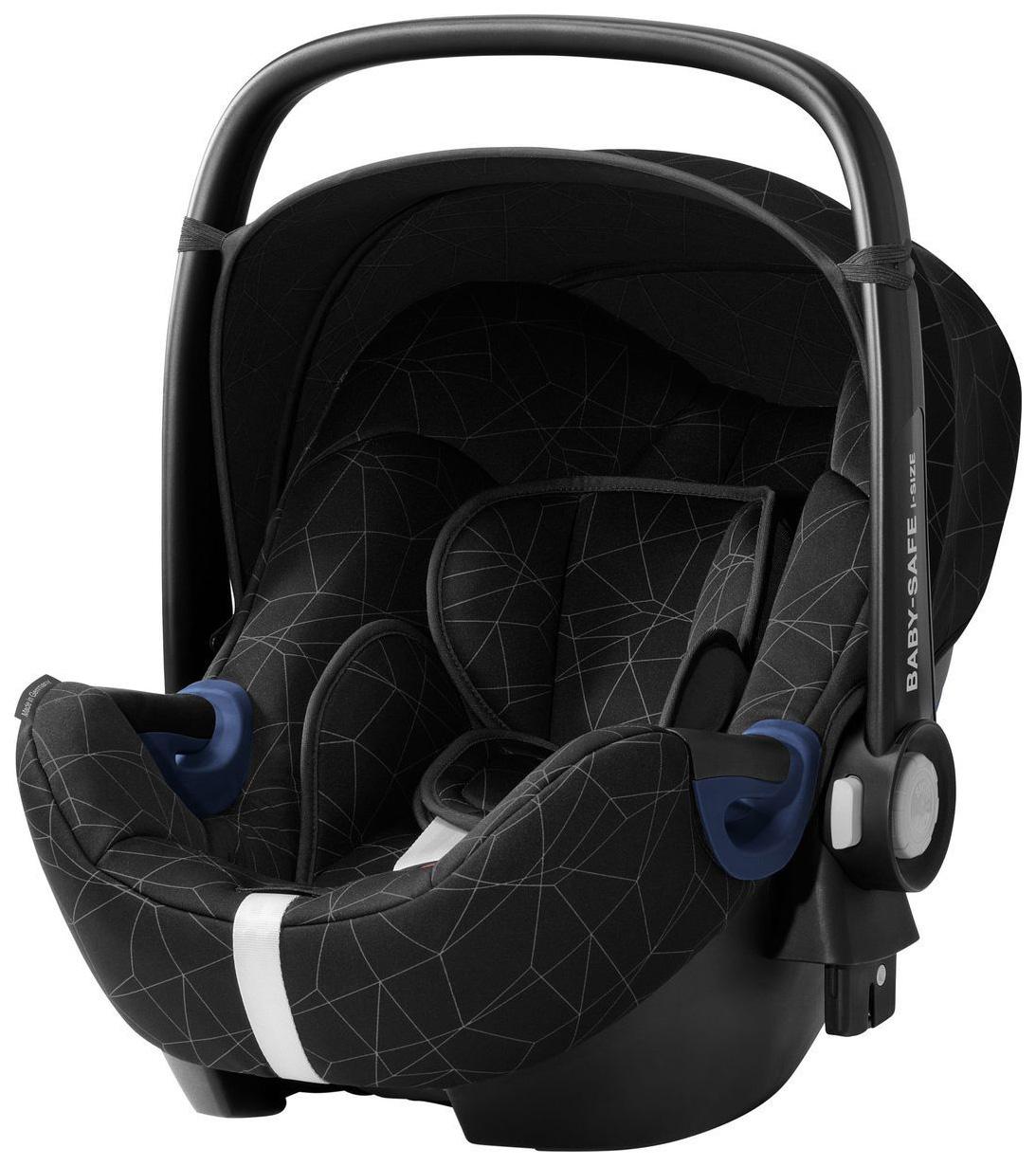 BRITAX ROMER BABY-SAFE2 I-SIZE CRYSTAL BLACK HIGHLINE
