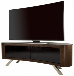 Тумба под телевизор приставная AVF FS1500BAYW 150x52x50