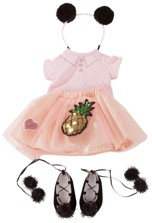 Набор одежды для куклы Gotz Вечернее платье 3402926 фото