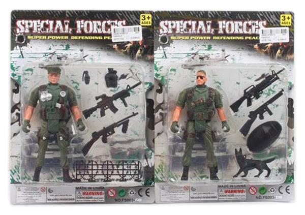 Игровой набор Солдатики Special Forces FS003-C в ассортименте