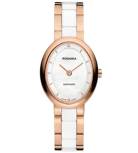 Наручные часы кварцевые женские Rodania Firenze 2511643.