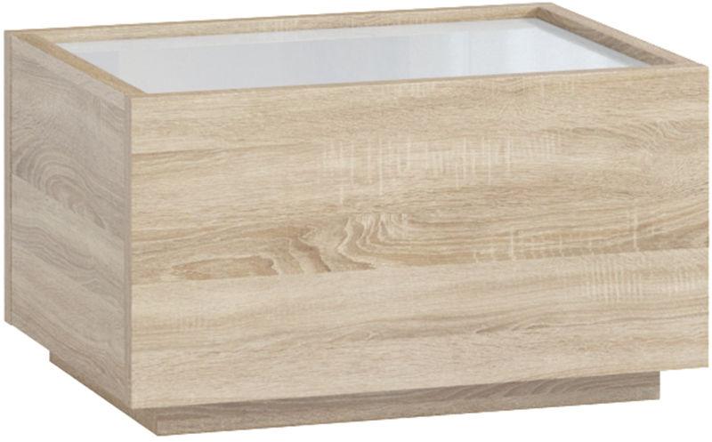 Журнальный стол Divan.ru 45х60х80 см, коричневый