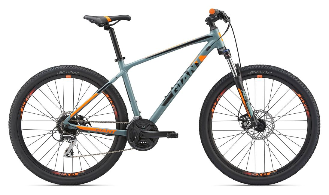 Велосипед Giant ATX 1 27.5 2019 18\