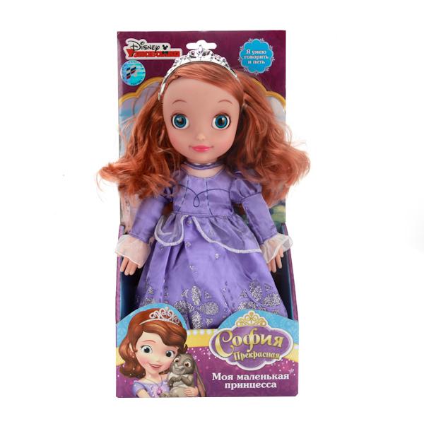 Кукла Мульти-Пульти Принцесса софия
