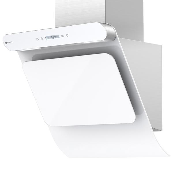 Вытяжка наклонная Shindo Arktur Sensor 60 W/WG 3ETC White