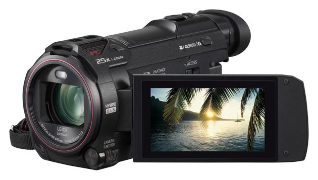 Видеокамера цифровая 4K Panasonic HC VXF990EEK