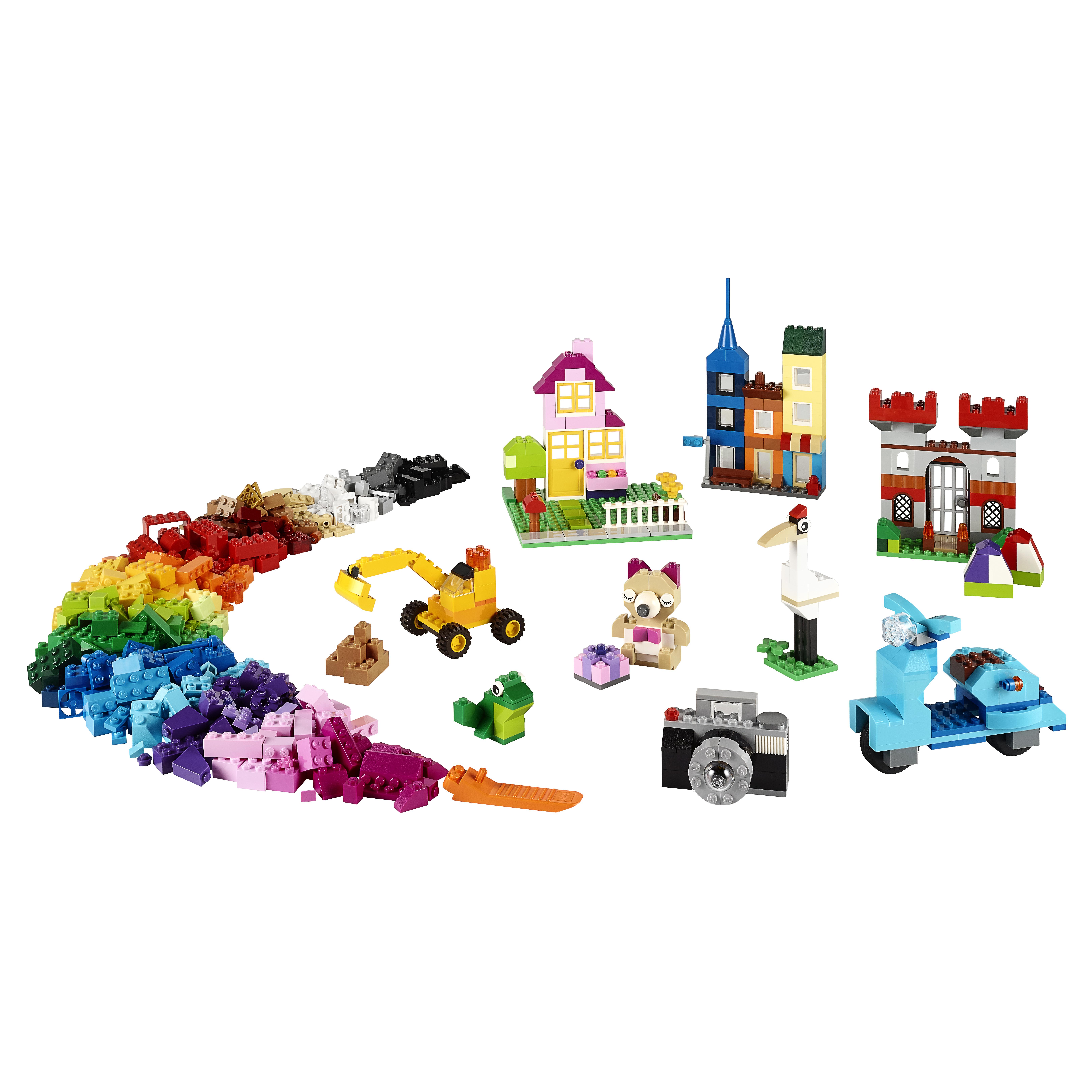 Конструктор LEGO Classic Набор для творчества большого размера (10698) фото