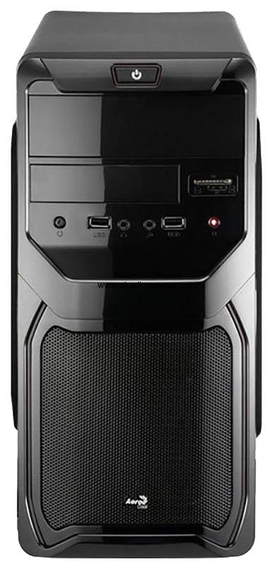 Компьютерный корпус AeroCool QS 183 Advance Black