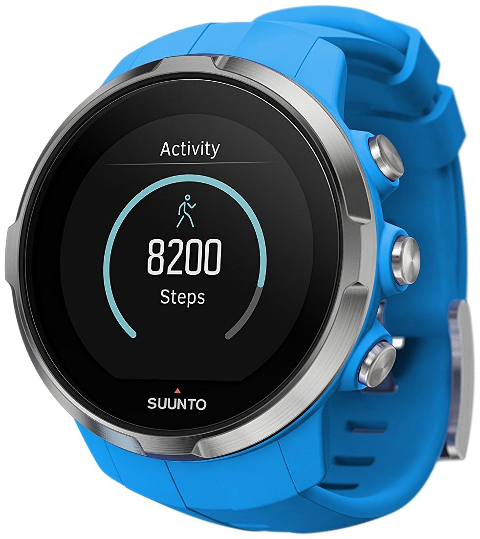 Смарт часы Suunto Spartan Sport голубые