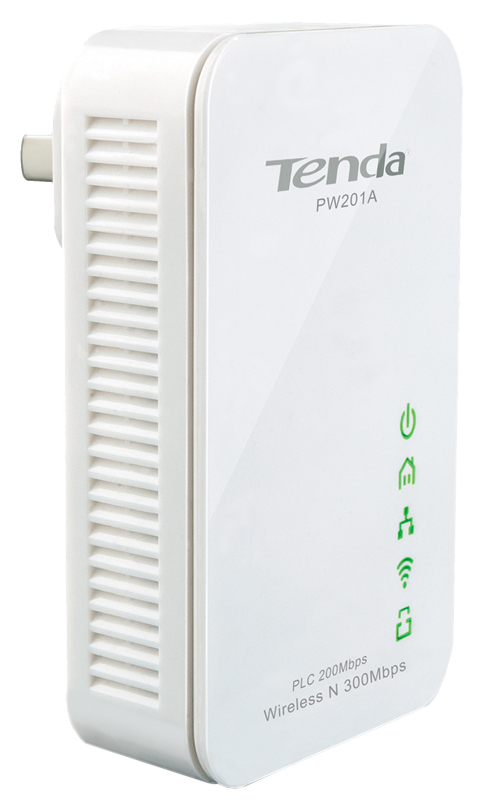 Точка доступа Wi Fi Tenda PW201A Белый