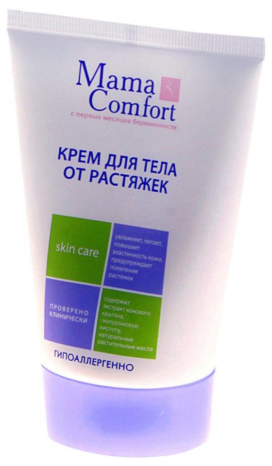 Крем для тела Mama Comfort Против растяжек 100 мл