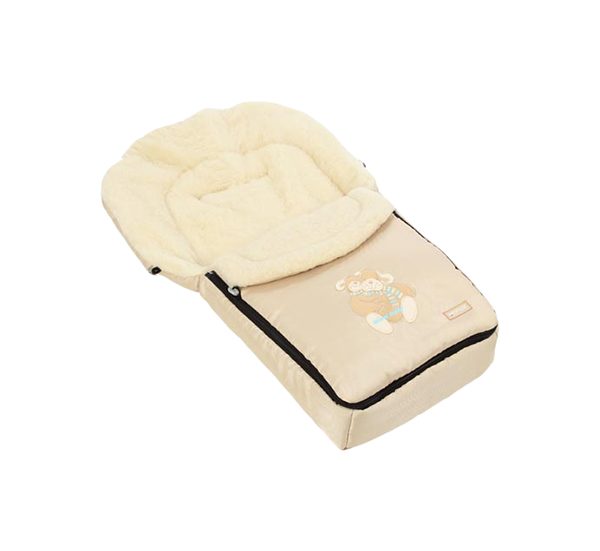 Купить Конверт-мешок для детской коляски WOMAR Nort Pole Exclusive 554,