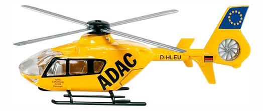 Вертолет жёлтый Siku фото