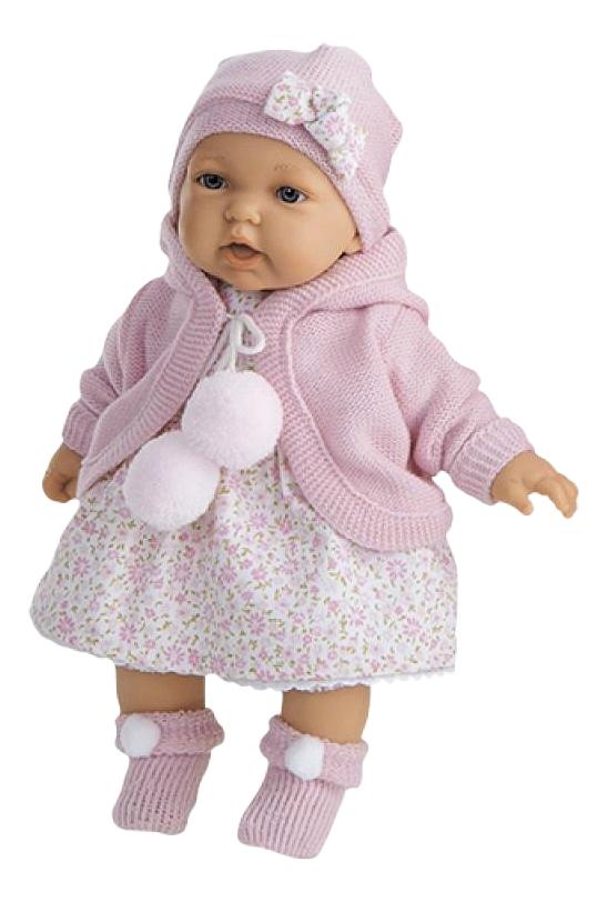 Купить Азалия в розовом 27 см, Кукла Antonio Juan Азалия в розовом, Интерактивные куклы