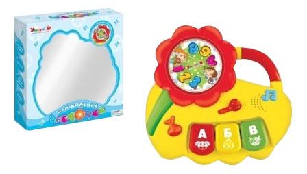 Купить Цветочек, Развивающая игрушка Zhorya Цветочек, Развивающие игрушки