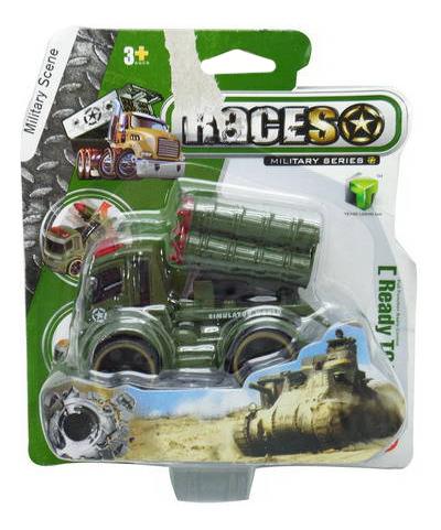 Купить Военный джип Races, Военный Джип Junfa Toys Races с ракетной установкой, Военный транспорт