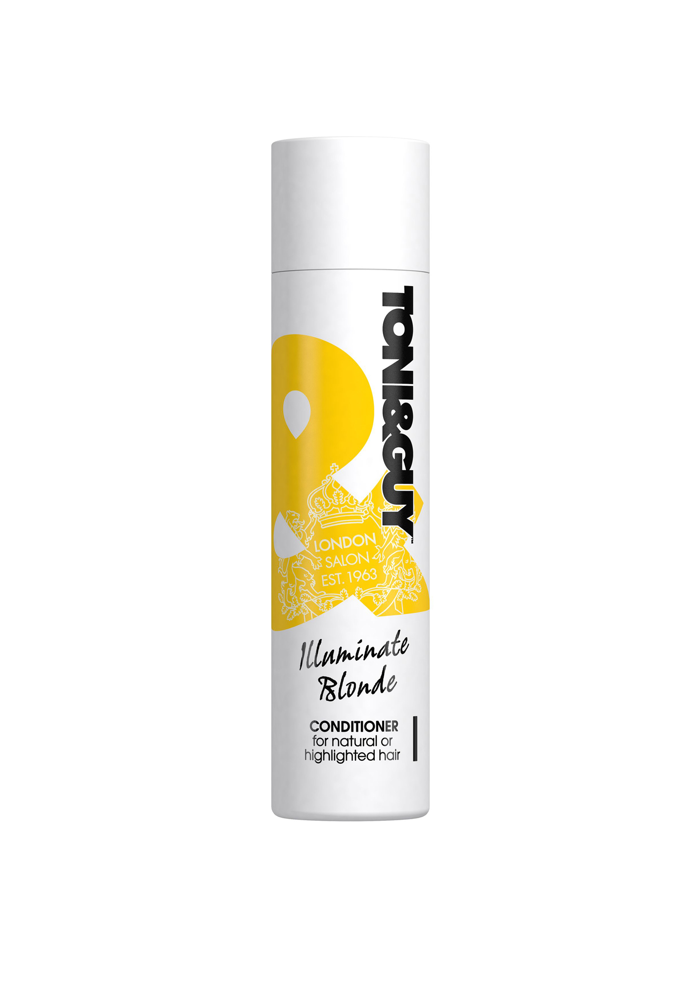 TONI AND GUY NOURISH CONDITIONER FOR BLONDE HAIR